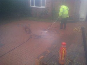Stanmore Driveway Cleaning