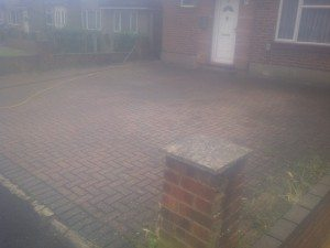 Driveway Cleaning in Kenton