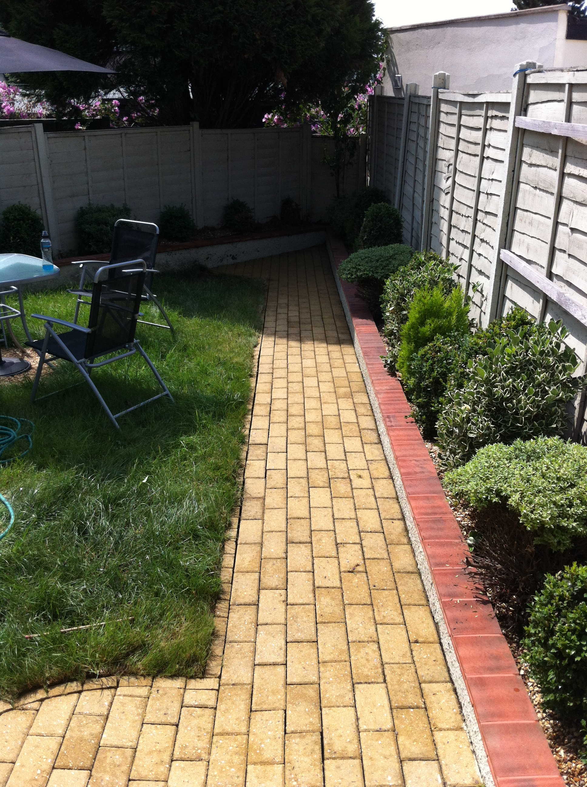 Patio Cleaning Pressure Pros